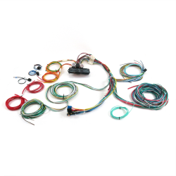 ultimate 15 fuse 12v conversion wiring harness 41 1941 ford rh johnnylawmotors com 1941 ford truck wiring harness